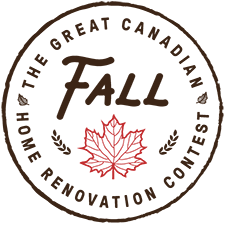 The Great Canadian Fall Renovation Contest